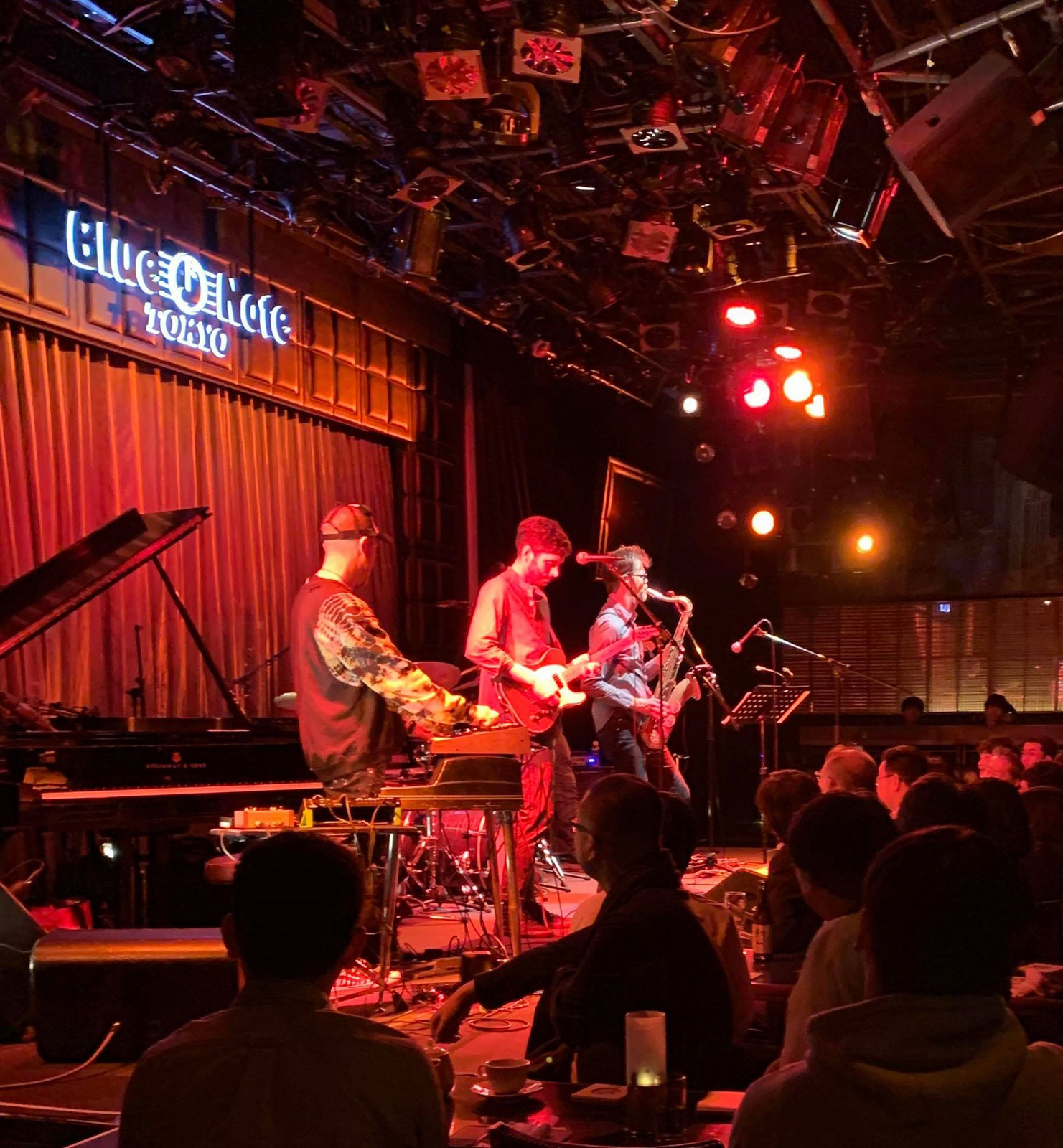 Donny_mccaslin_at_blue_note2019_2