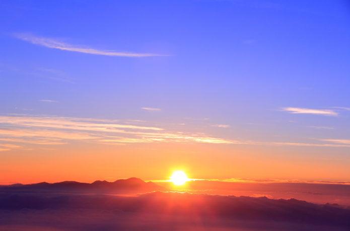 New-year-sunrise